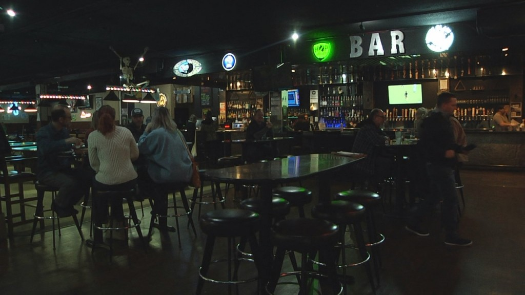 Two Spokane Valley bars reopen despite governor's orders