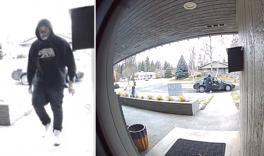 Package thief hits South Hill home