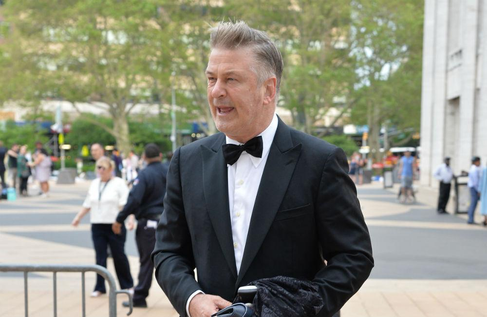 Alec Baldwin Quarantining Away From Family 'for Months'