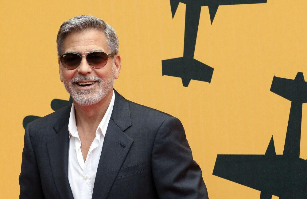 George Clooney 'lucky' Not To Be Typecast
