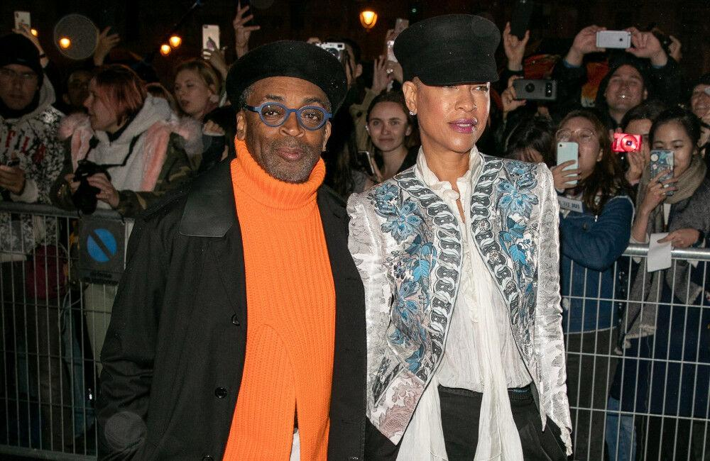 Spike Lee: My Wife Deserves All The Credit For Raising Our Children