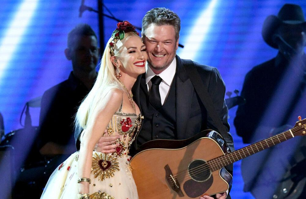 Blake Shelton Vows To Drop 10 Pounds Before Marrying Gwen Stefani