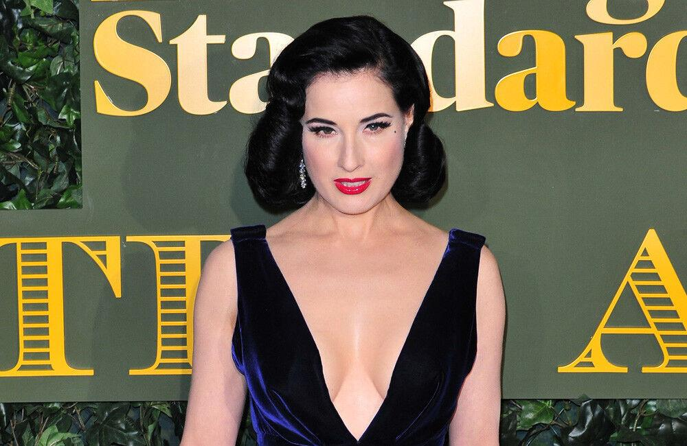 Dita Von Teese Would Rather Be Engaged Than Married