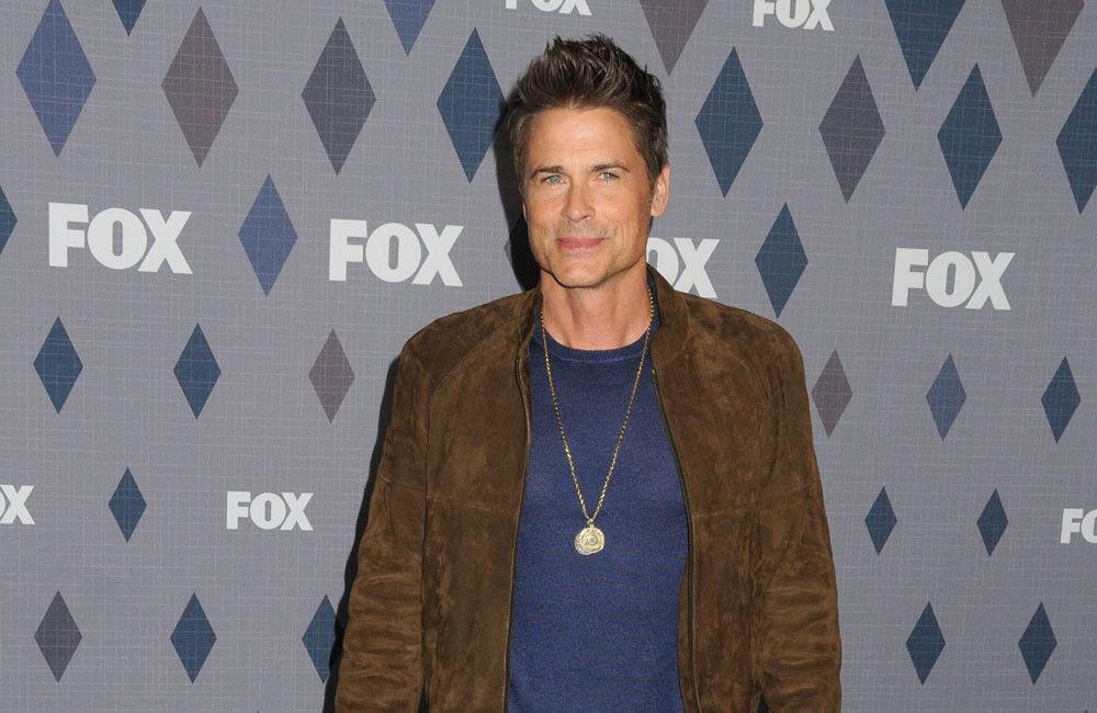 Rob Lowe 'barely' Recognises Old Self