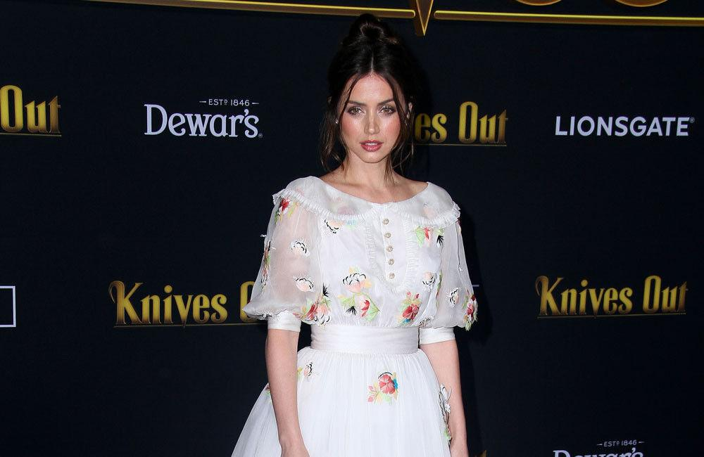 Ana De Armas: I've Always Been 'in The Right Place At The Right Time'