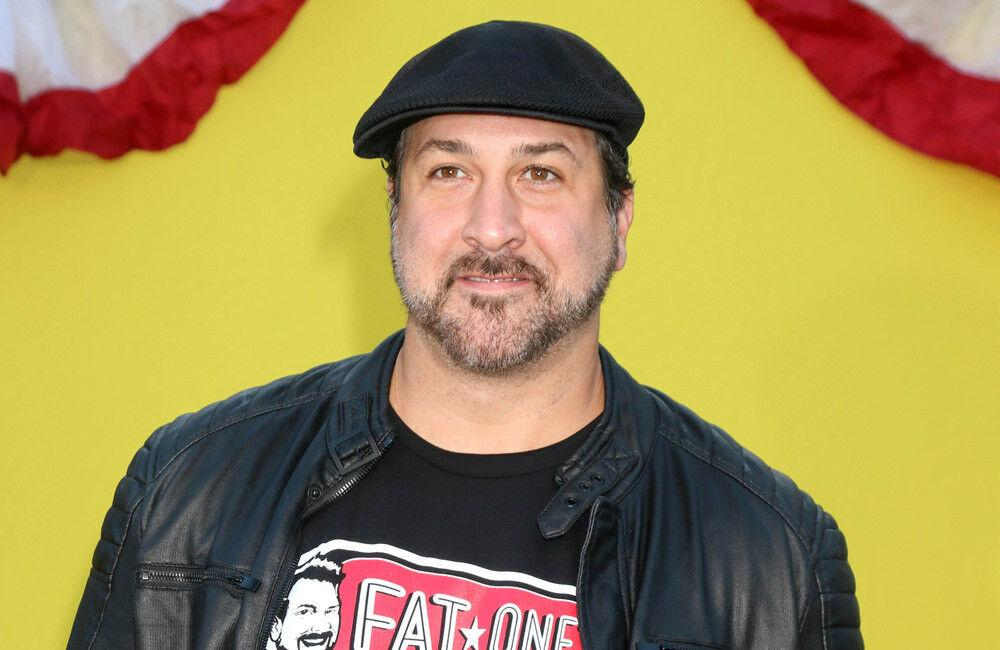 Joey Fatone Was Put In The 'friend Zone' By Pink