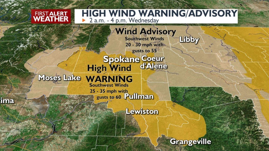 High Wind Warning