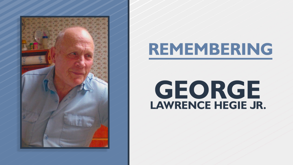 George Lawrence Hegie Jr