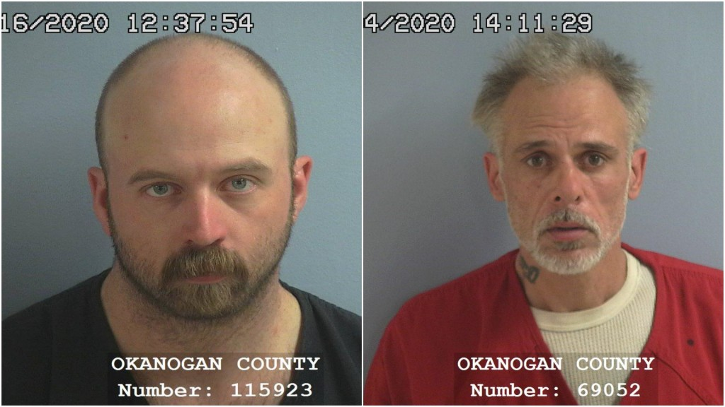 two inmates escape okanogan county jail