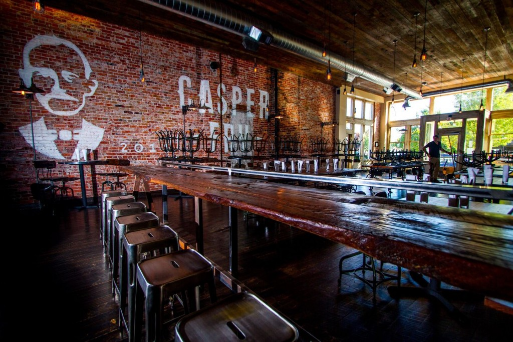 Casper Fry hosts two 'pop-up' events with limited menu before fully reopening in March