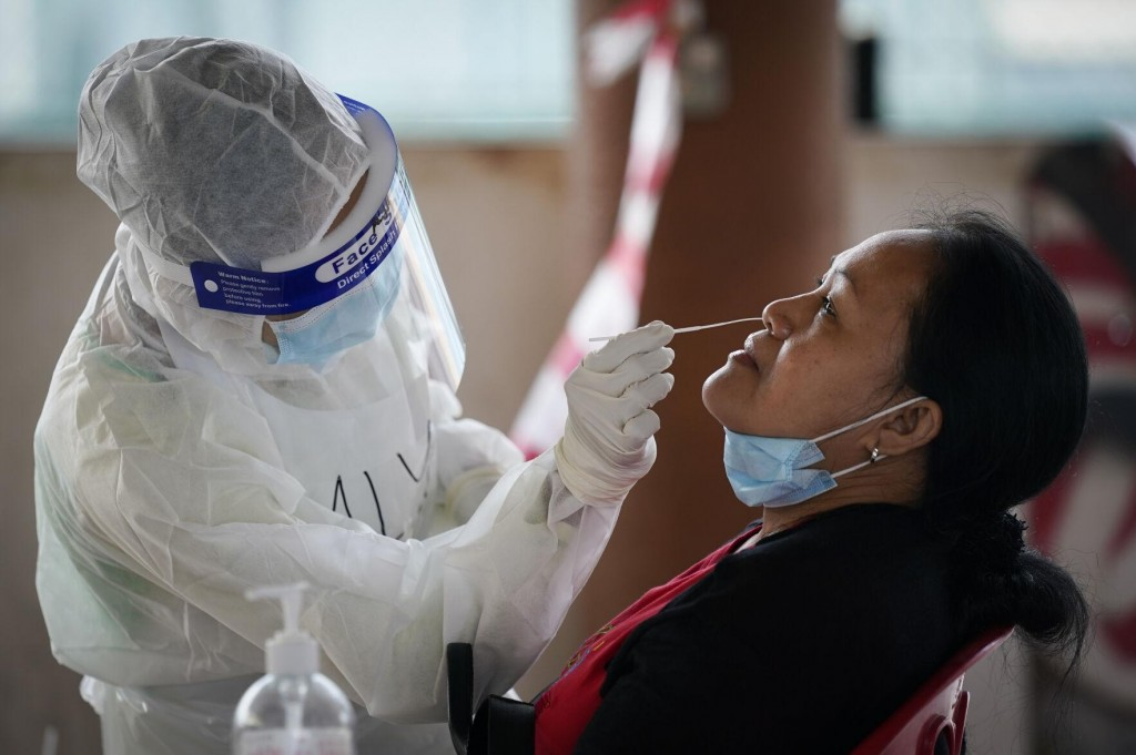 The Latest: Germany Looks Ahead, Eyes Vaccine Doses For 2022