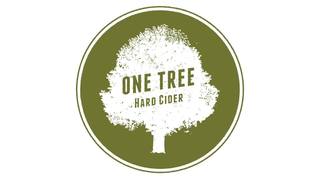 One Tree Hard Cider Spokane Logo