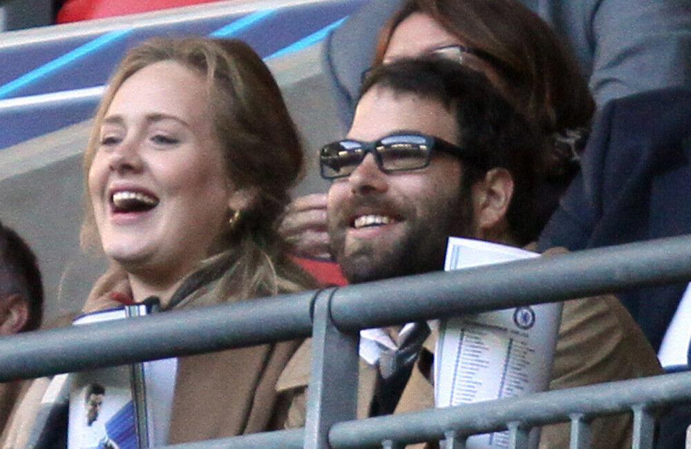 Adele And Simon Konecki's Divorce Finalized Two Years After Split
