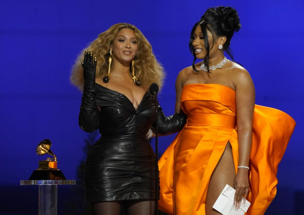 Beyoncé Set A New Record For Women At The Grammys. Here's The Full List Of Winners