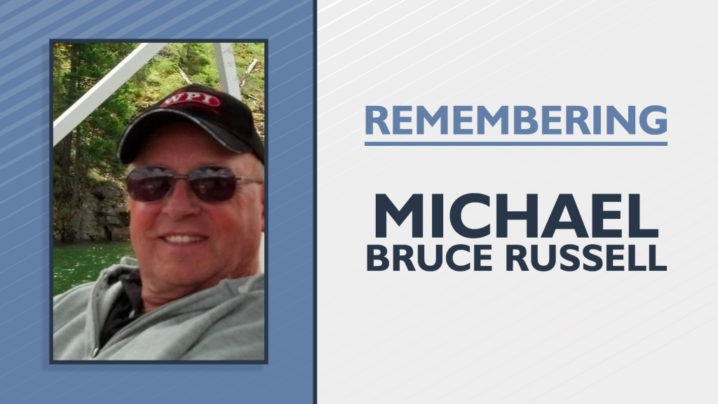 Michael Bruce Russell