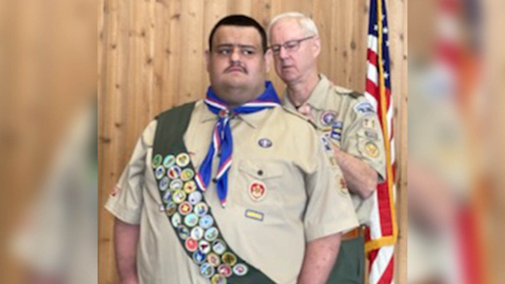 Harrison Armstrong Eagle Scout