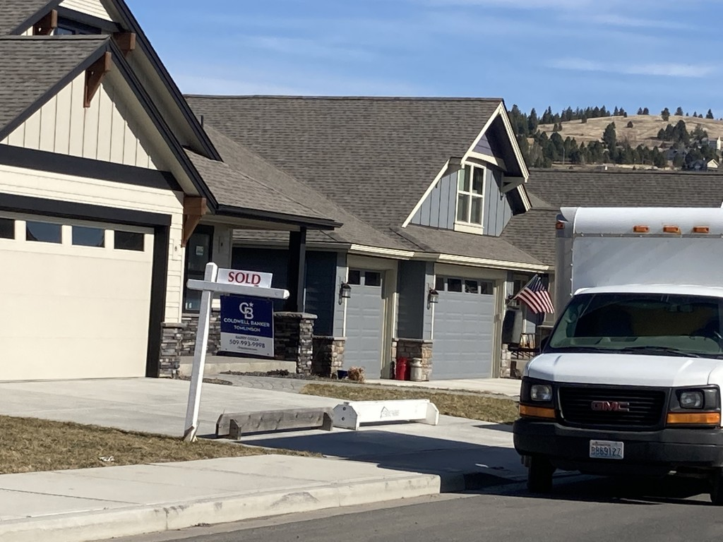 fewer people can afford a home in Spokane.