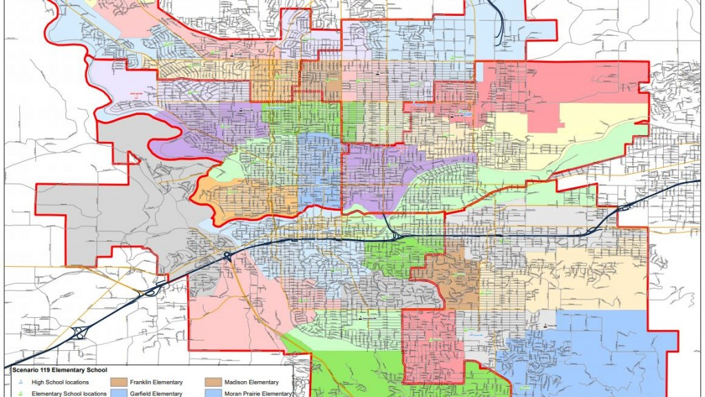SPS proposed boundary changes