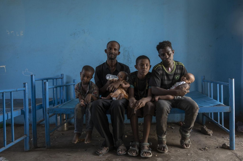 'look After My Babies': In Ethiopia, A Tigray Family's Quest