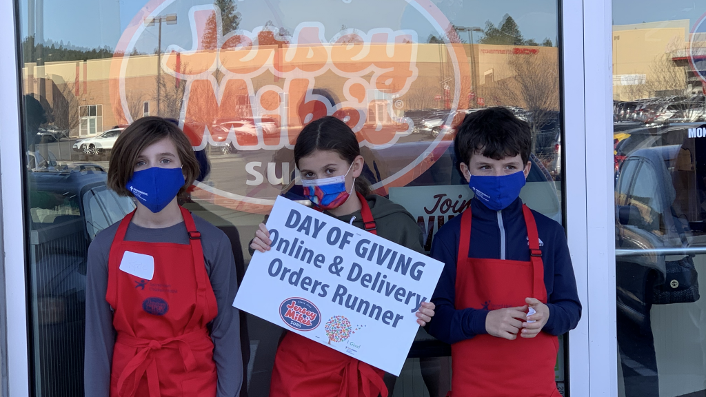 Jersey Mikes Fundraising Picture 2021
