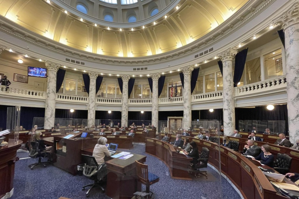 Idaho House Oks Bill