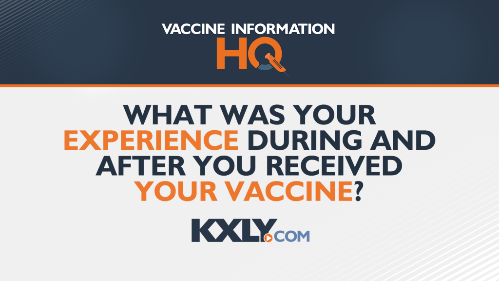 what was your experience getting a vaccine?