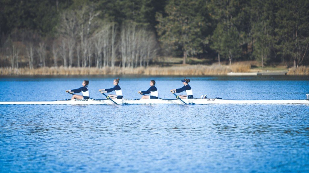 Gonzaga Womens Rowing April 11 2021