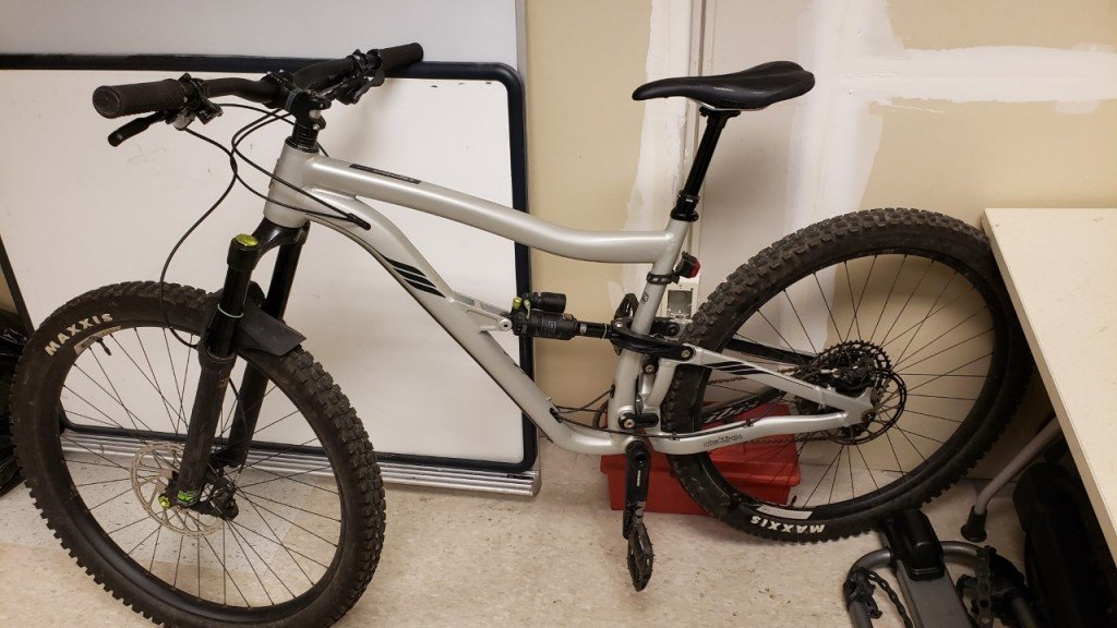 Stolen High End Bike Recovered One