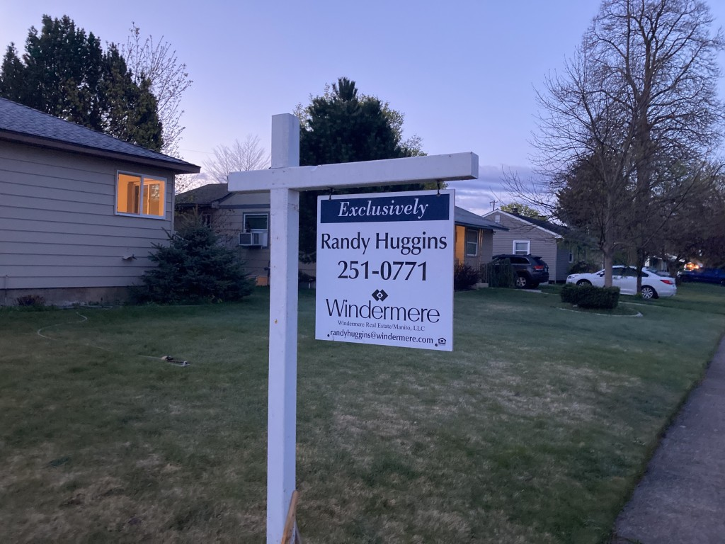 How to deal with Spokane's hot housing market.