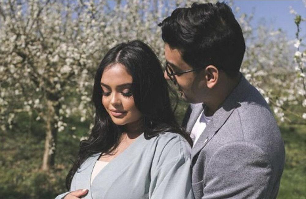Afshan Azad Expecting Her First Child