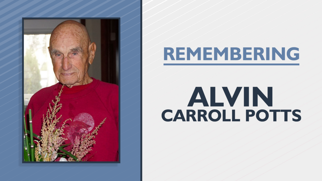 Alvin Carroll Potts