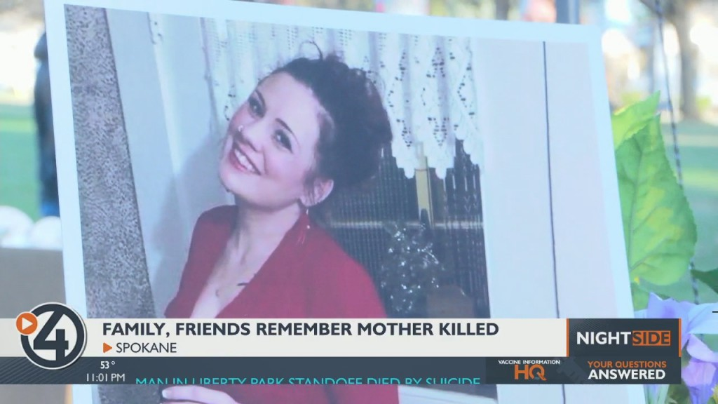 Candlelight Vigil Honors Mother Killed