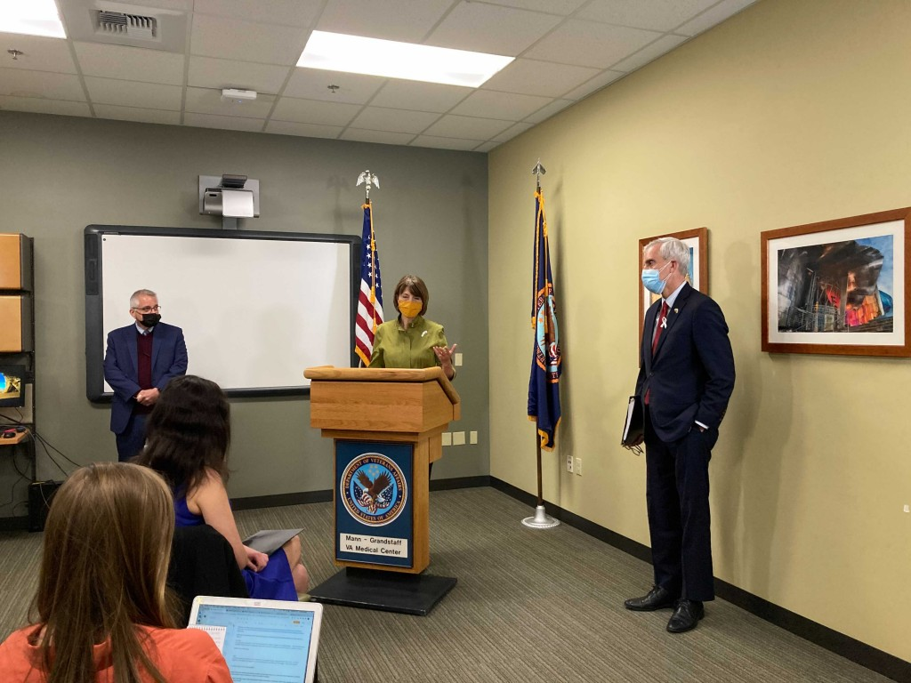 Rep. Cathy McMorris Rodgers speaking about concerns regarding the electronic health system