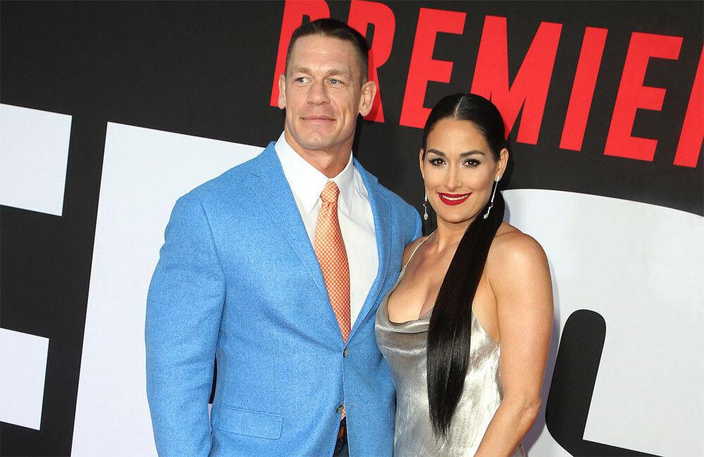 Nikki Bella Thanks Ex John Cena In Her Wwe Hall Of Fame Speech