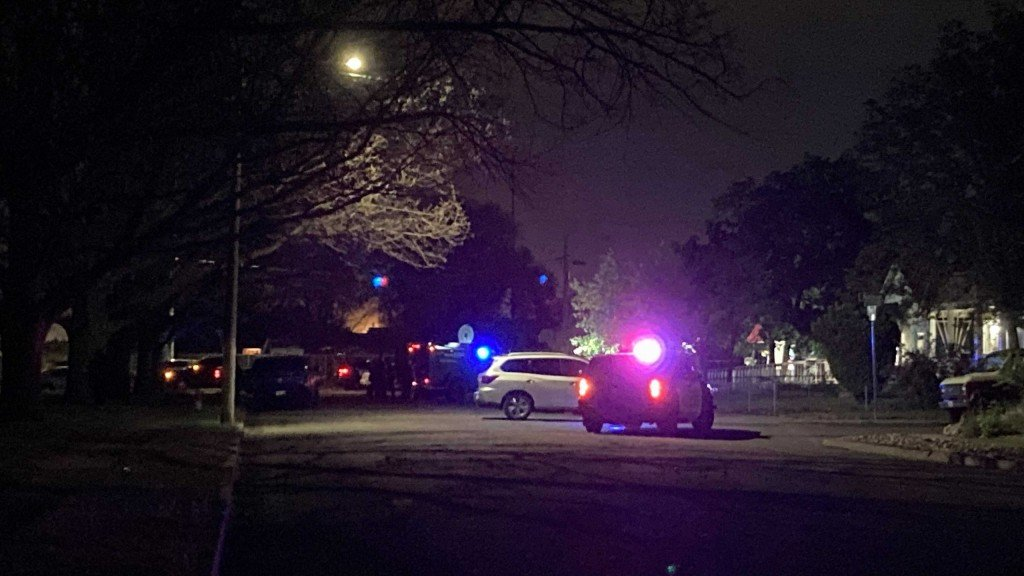 Police responding to incident in Sinto and Regal area