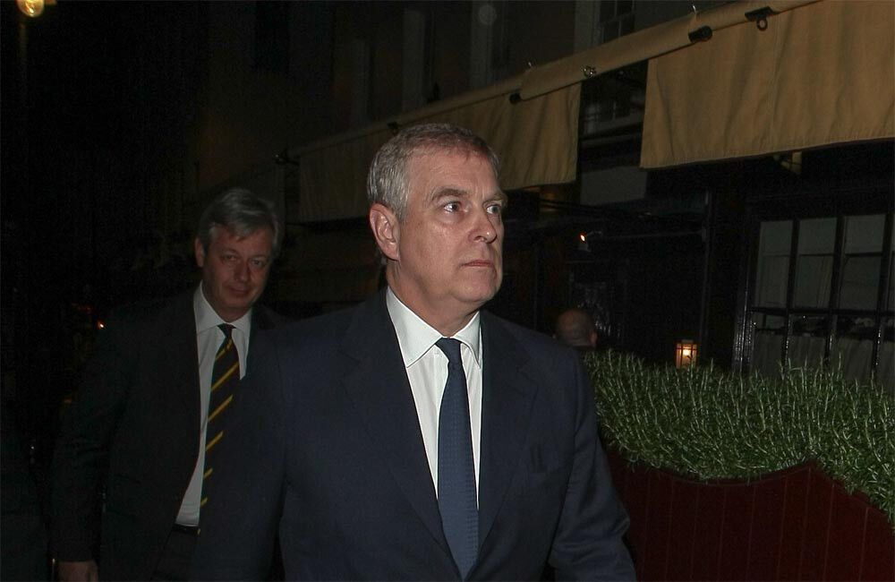 Intruders Arrested Near Prince Andrew's Home