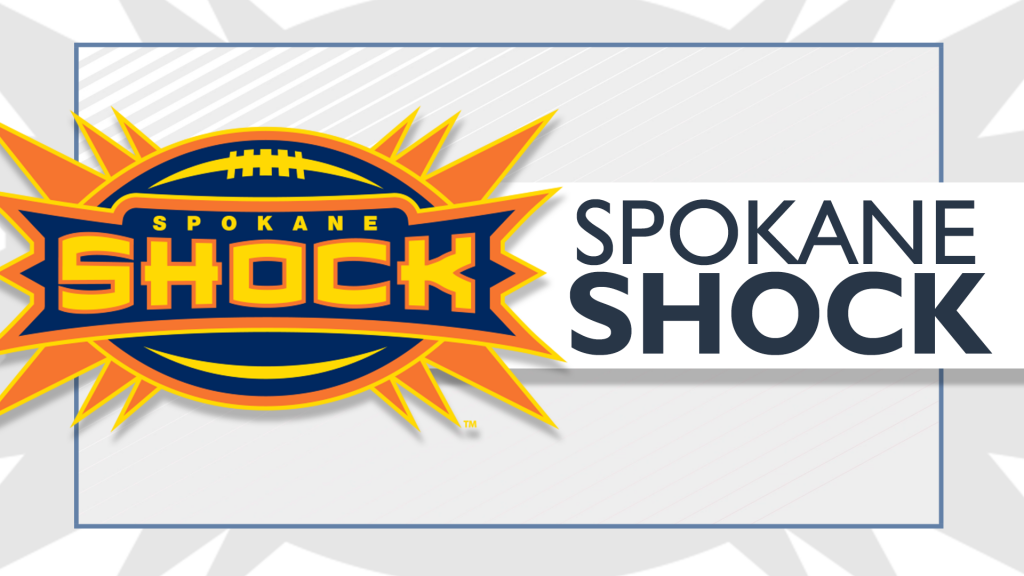 Spokane Shock Football Logo