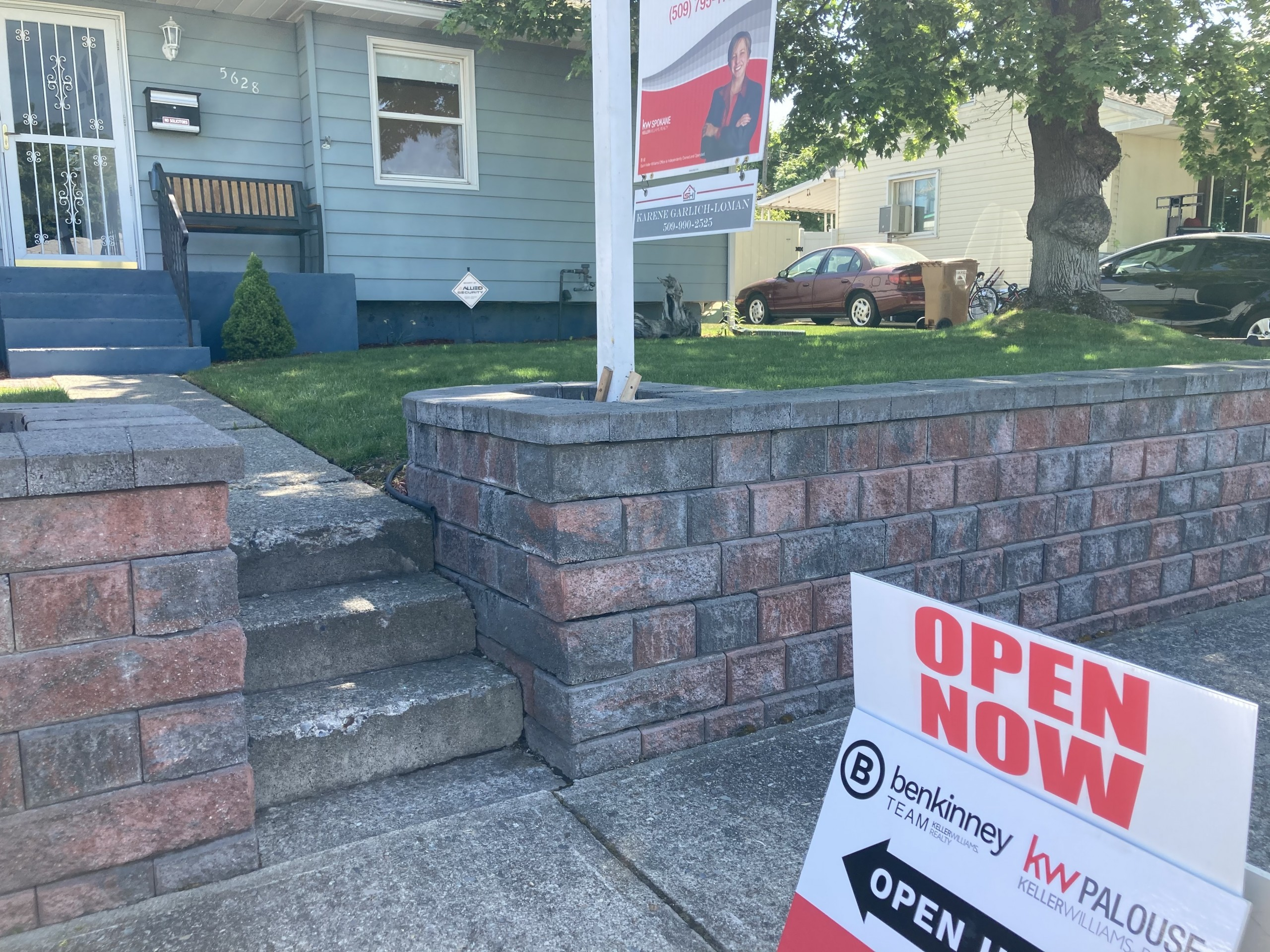 'We get frustrated a lot. We really want to move over here': Buyers flood Spokane open houses - KXLY
