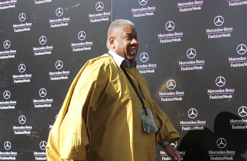 Andre Leon Talley Claims Vogue Has 'double Standards' Regarding Pay