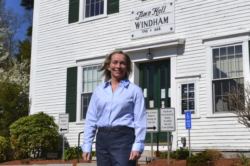 In A Small New Hampshire Town, The 2020 Election Still Rages