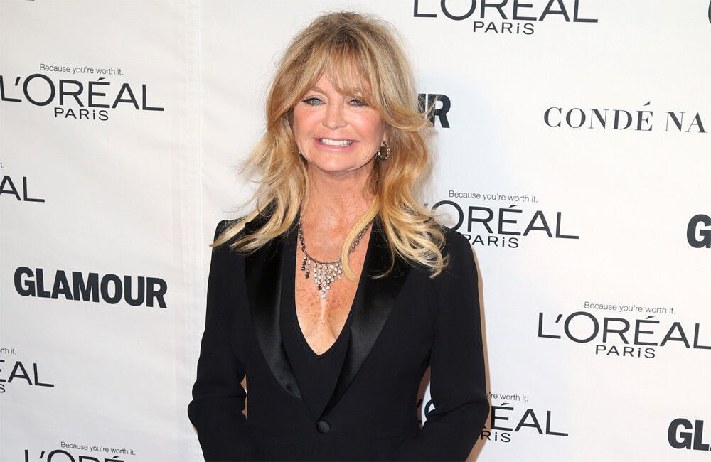 Goldie Hawn: I Battled Depression At The Start Of My Career