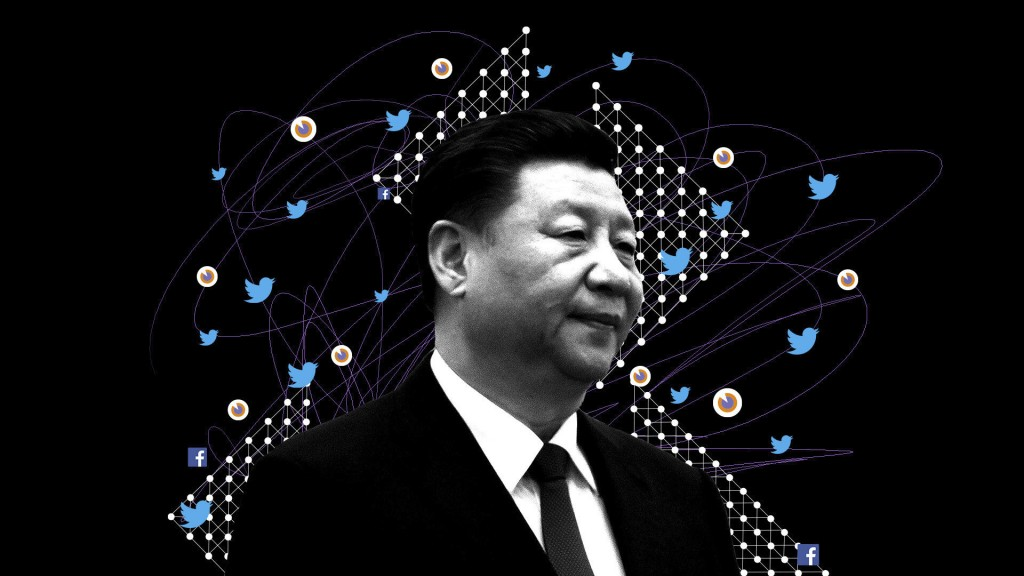 Army Of Fake Fans Online Boosts China's Global Messaging