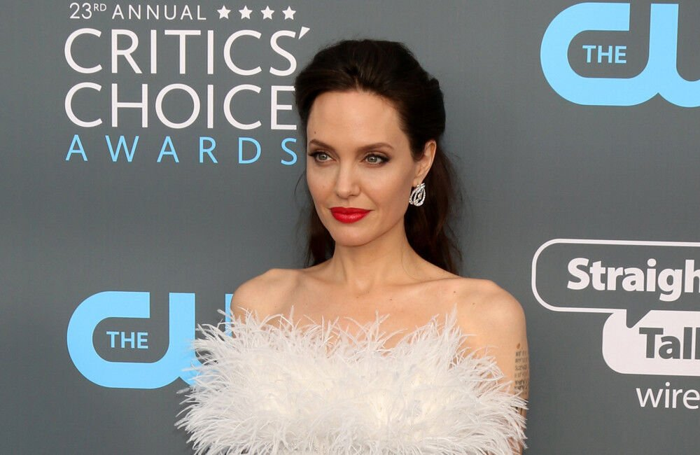 Angelina Jolie: My Kids Are Amazing At Making Mother's Day Plans