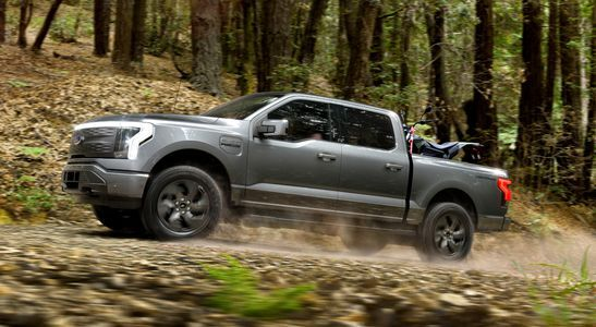 A Pickup Worth Waiting For: 10 Cool Ford F 150 Lightning Details