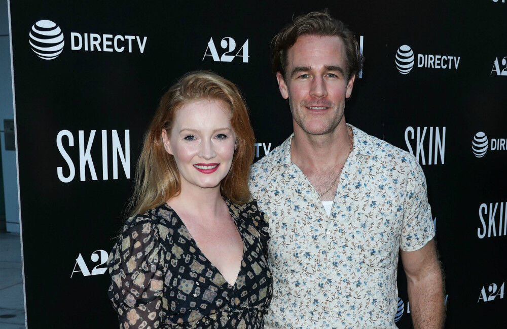 James Van Der Beek's Wife Didn't Think She'd Survive Baby Losses