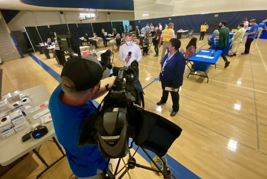 Vaccine Day KXLY