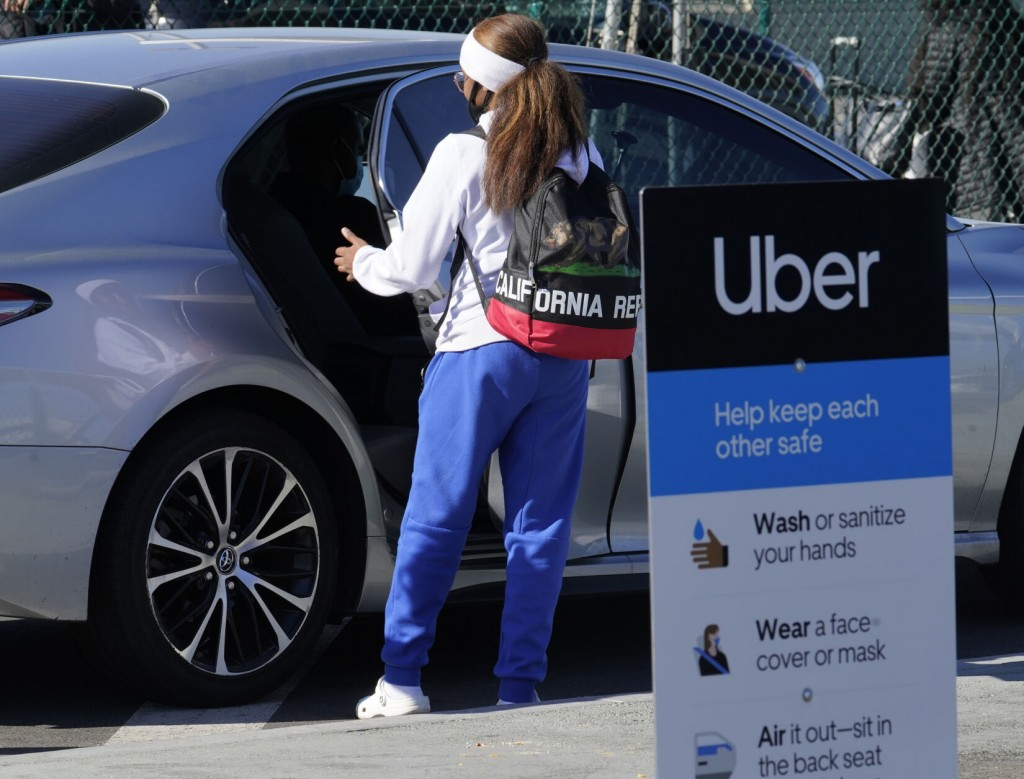 Uber, Lyft To Provide Free Rides To And From Vaccination Sites