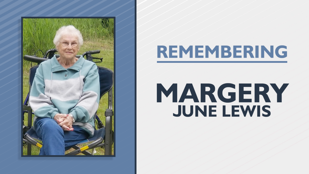 Margery June Lewis