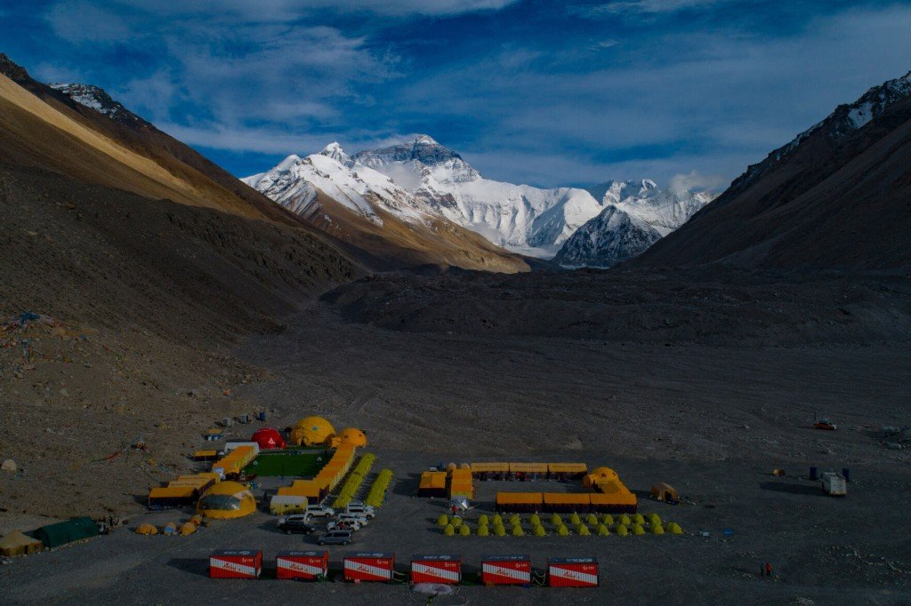 China To Draw 'separation Line' On Peak Of Mount Everest