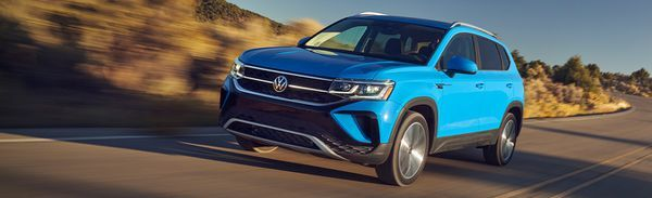2022 Volkswagen Taos First Drive Review: A New Baby Suv From Volkswagen